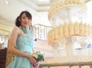 幸せの階段と世界一のシュガーケーキ