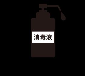 消毒・除菌